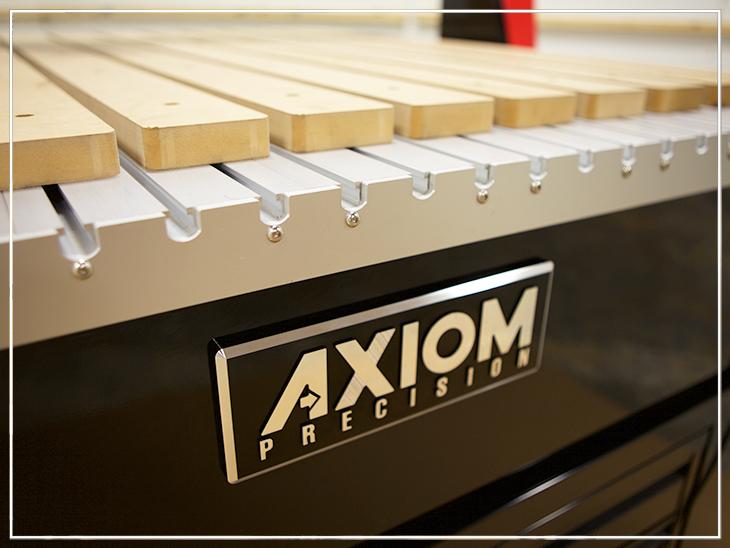 Axiom Precision CNC Interlocking Aluminum Table